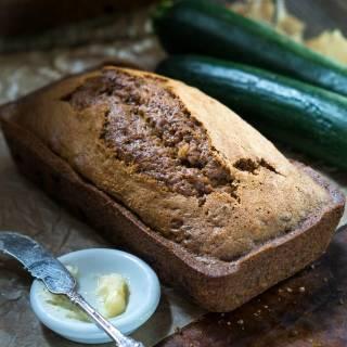 Grandpa George's Zbread (Zucchini Bread) Recipe