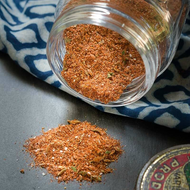 Homemade Blackened Seasoning Blend Recipe