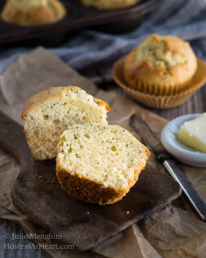 Homemade Basic Muffin Recipe