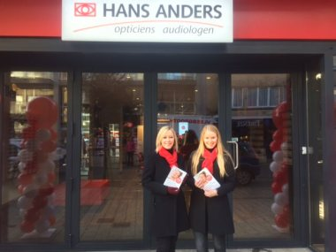 Hans Anders promoteam