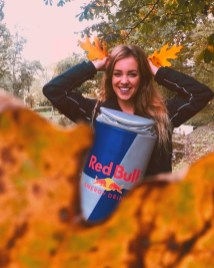 Red Bull promogirl