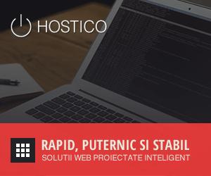 Găzduire Web – Hostico