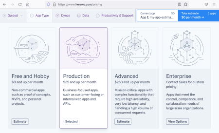 How to Host Shiny Apps on Heroku: a Review