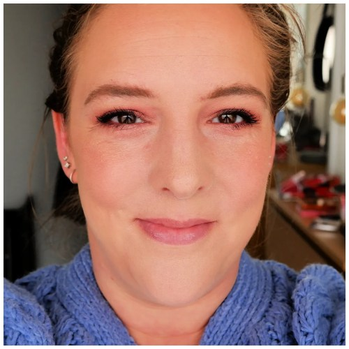 catrice all round concealer palette review swatch fair skin dry skin makeup application look