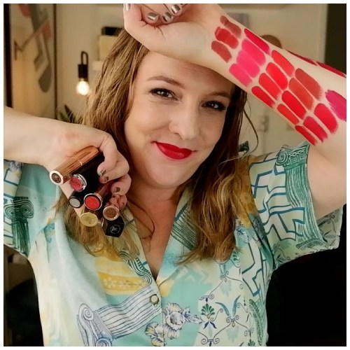best red lipsticks lipstick collection top 10 favorite review swatch