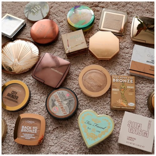bronzer collection review swatch