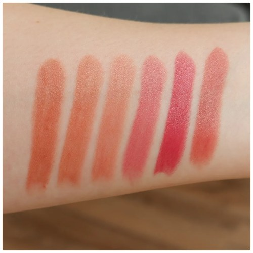 catrice new lipstick 2021 spring summer power full glossy lip oil clean id silk intense lipstick ultimate stay waterfresh lip tint lip stain review swatch application lipswatch
