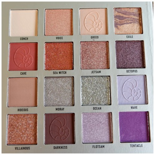 essence catrice disney villains princess limited edition sister love eyeshadow palette review swatch makeup look
