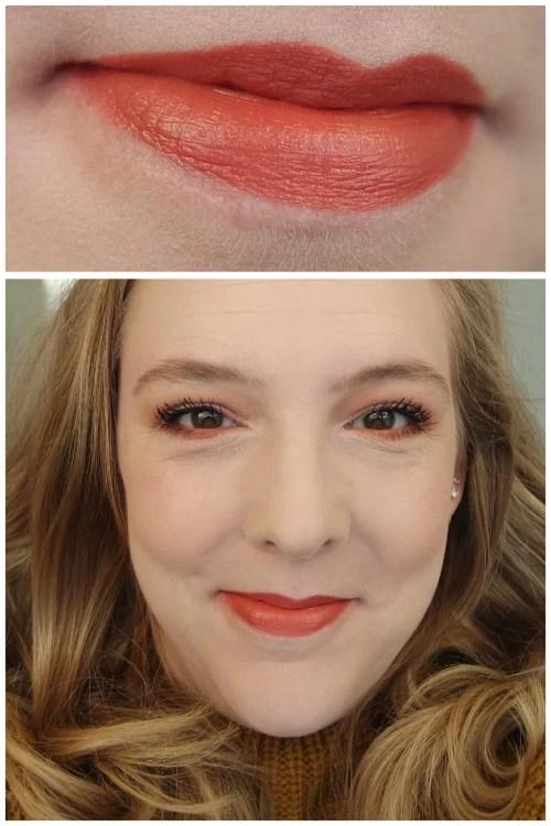 charlotte tilbury k.i.s.s.i.n.g. lipstick review swatch stoned rose fair skin dry skin