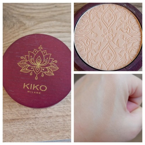 Kiko Milano Precious Rituals Long Lasting Vegan Bronzer 01 Honey