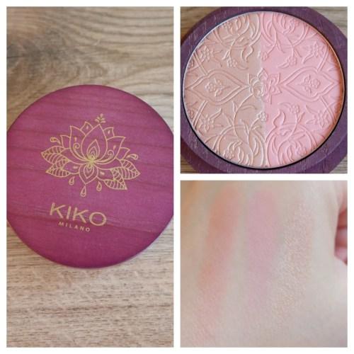 Kiko Milano Precious Rituals Long Lasting Vegan Blush 02 Mauve Harmony