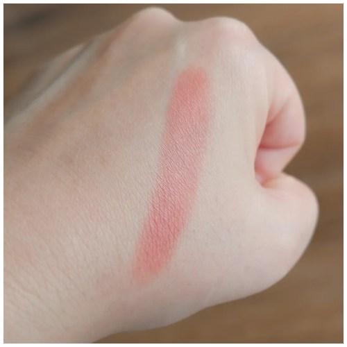 A'Pieu apieu juicy pang juicy-pang Jelly Blusher blush cream blush review swatch makeup look application fair skin k-beauty yesstyle rd01 apple