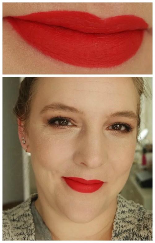 zara um ultimate matte lipstick 01 07 16 review swatch application lipswatch
