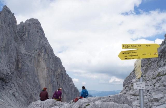 Wanderung-Ellmauer-Tor-Wilder-Kaiser