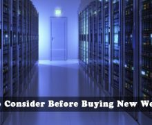 Things to Consider Before Buying New Web Host