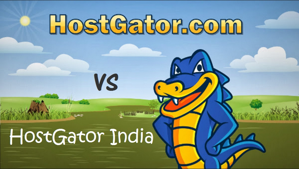 HostGator vs HostGator India