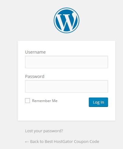 Resetting your WordPress Admin Password