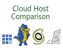 Cloud Host Comparison of Bluehost, Hostgator, BigRock and SiteGround