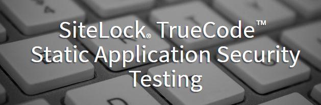 SiteLock Truecode