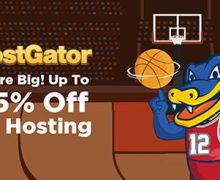 75% OFF NEW Hosting HostGator Coupon + $2.99 on Select Domains!