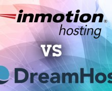 InMotion Vs DreamHost