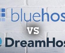 BlueHost Vs. DreamHost