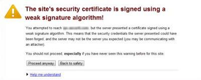 Netcraft dice que hay sitios de bancos y gobiernos que usan certificados SSL vulnerables