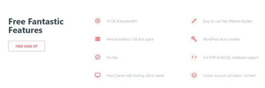 000webhost free hosting