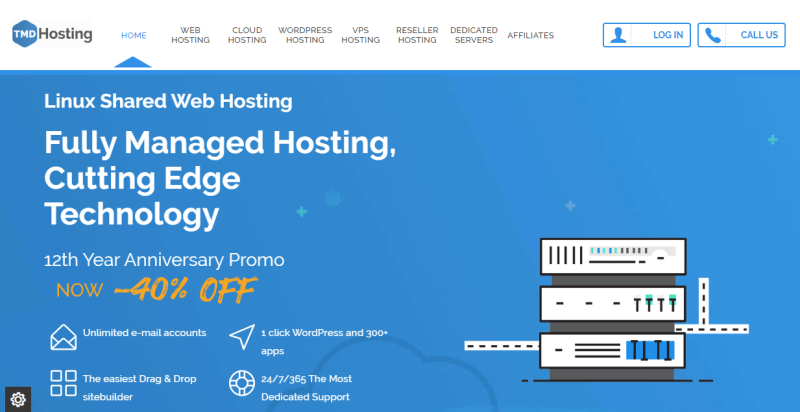 Why TMD Hosting Is Good For Adult Hosting