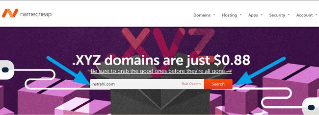 domain name availability