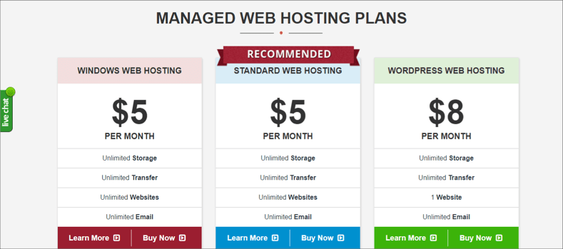 Interserver 1 Cent Coupon Code 2018 – Web Hosting For $0.01! 5