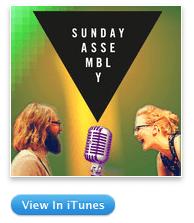 Sunday Assembly podcast