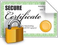 ssl certificate for website