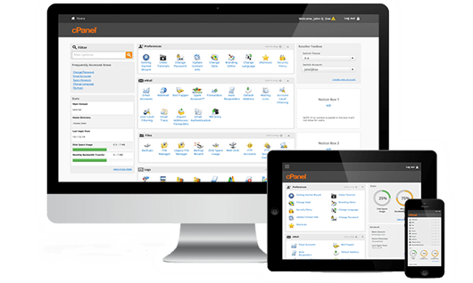 linux hosting with cpanel