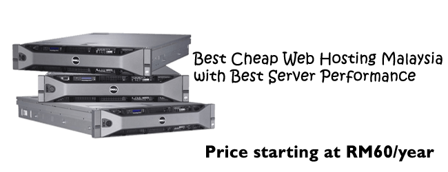 Best Cheap Web Hosting Malaysia with Best Performance