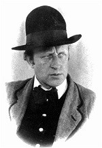 Hostrup hovedgaard - Limfjordforfattere - Johannes Buchholtz