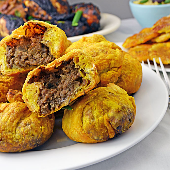 Image result for jamaican patties