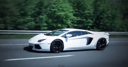 200 HP Lamborghini top sports car