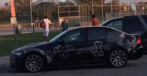 Dicks - Funny car prank