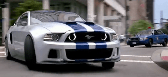 Need for Speed Mustang