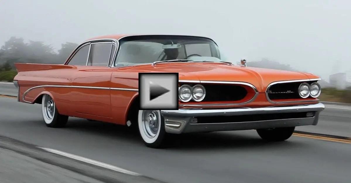 bonneville classic american car