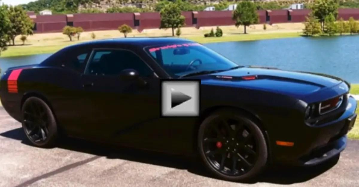 Challenger SRT8 SuperCharged 426 Stroker mopar muscle car