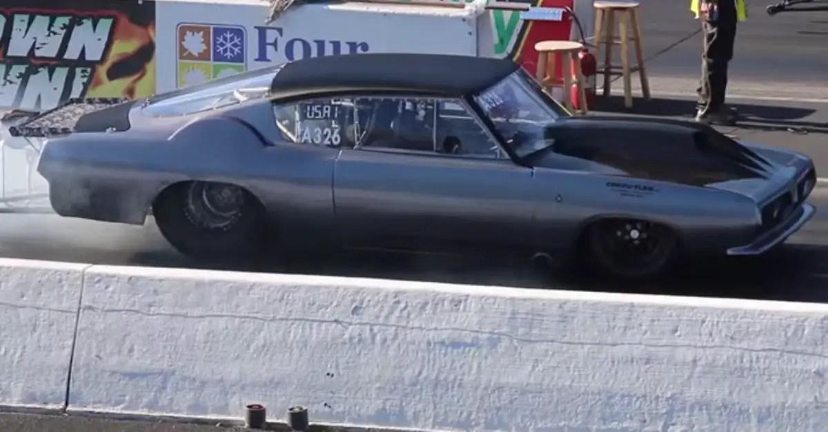 1967 Plymouth Cuda pro mod fast fish mopar muscle car