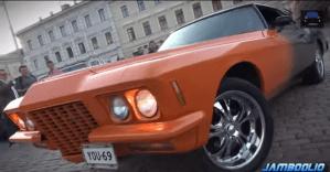1972 Buick Riviera 455 V8- american car