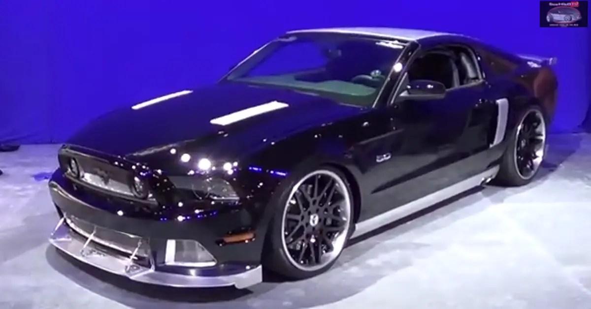 2014 Ford Mustang Custom american muscle car | HOT CARS