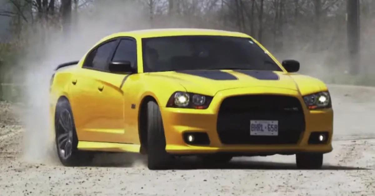 Dodge Charger SRT8 Super Bee mopar muscle