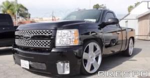San Antonio American trucks burnouts