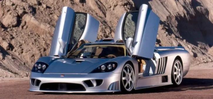 sallen s7 american sports car