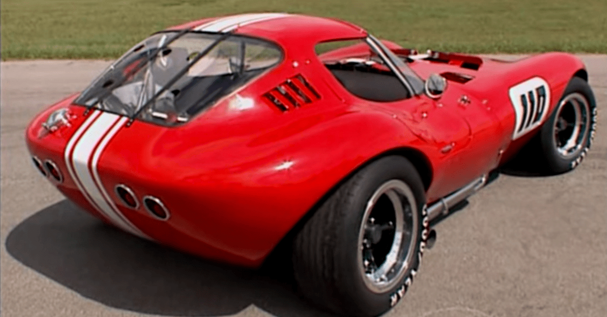1964 Chevrolet Cheetah American muscle car