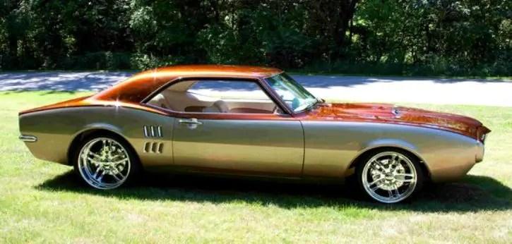 Awesome Pontiac Firebird Hot Rod American Muscle Car Hot Cars